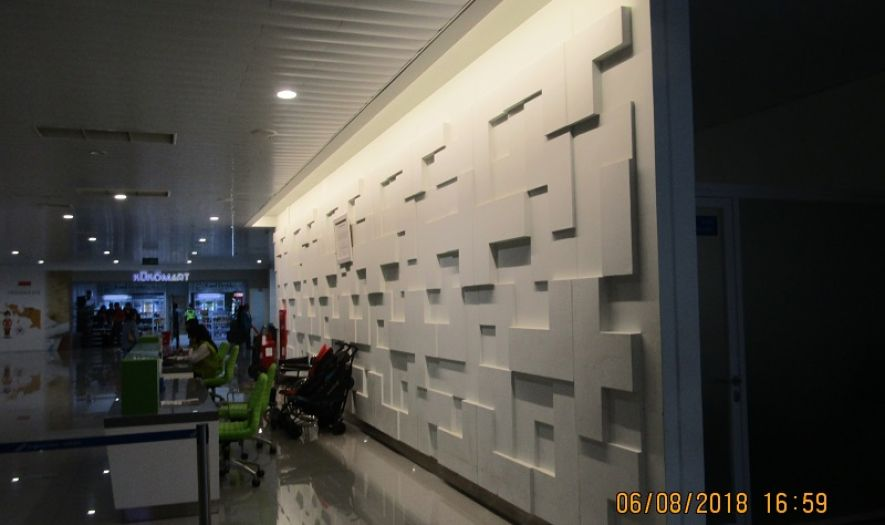 Gallery Projects GFRC - A.Yani Airport , Semarang 3 grc__achmad_yani_airport_semarang_2