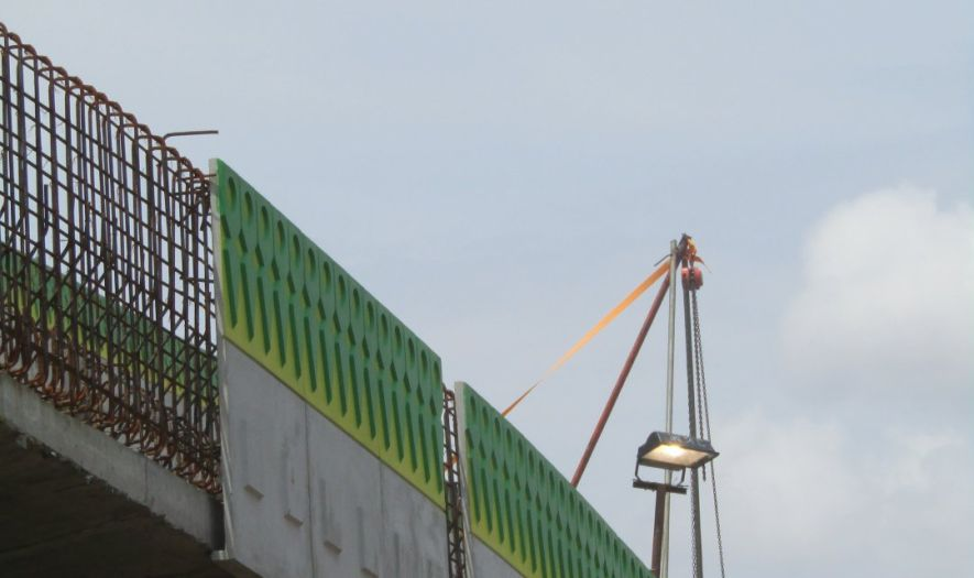Gallery Projects GFRC - Fly Over Mabak .Kebayoran Baru 2 grc__ornamen_fly_over_mabak_kebayoran_baru
